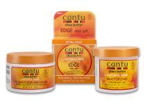 Cantu Coconut Twist Bundle, 3 Count