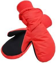 SimpliKids Children's Snow Sports Insulation Waterproof Winter Mittens