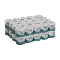 Georgia Pacific Angel Soft Professional Series Premium 2-Ply Embossed Toilet Paper, 16840, 450 Sheets Per Roll, 40 Rolls Per Case, White