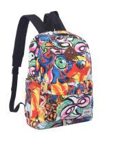 ODTEX Backpack Fits for 15 inch Laptop and Tablet-Graffiti