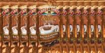 Land O' Lakes Hot Cocoa Mix,Salted Caramel, 1.25 oz (35g), 10 Packets