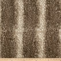 Shannon Minky Luxe Cuddle Fawn Cappuccino Fabric by The Yard