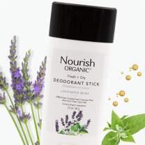 Nourish Organic Deodorant Stick Lavender Mint, 2oz