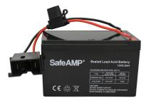 Replacement Battery for Fisher-Price Power Wheels 12-Volt Battery