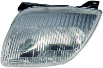 Dorman 1590074 Driver Side Headlight Assembly For Select Pontiac Models
