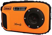 Coleman C9WP-O 20 MP Waterproof Digital Camera with Full 1080p HD Video (Orange)