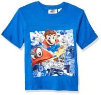 Nintendo Boys Mario Odessey T-Shirt