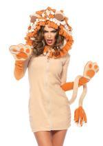 Leg Avenue Women's Cozy Lion Costume