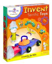 Creativity for Kids Spark!Lab Smithsonian Invent Terrific Toys