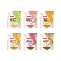 Nona Lim Broth Variety Pack - Gluten Free, Dairy Free (20 oz., 6 Count)