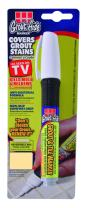 Super Met-Al Grout-Aide Grout & Tile Marker, Buff (6 Pack) Restore Your Grout, 9.8ml (5032)