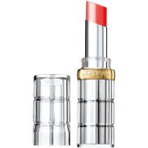 L'Oreal Paris Makeup Colour Riche Shine Lipstick, Luminous Coral, 0.1 oz.