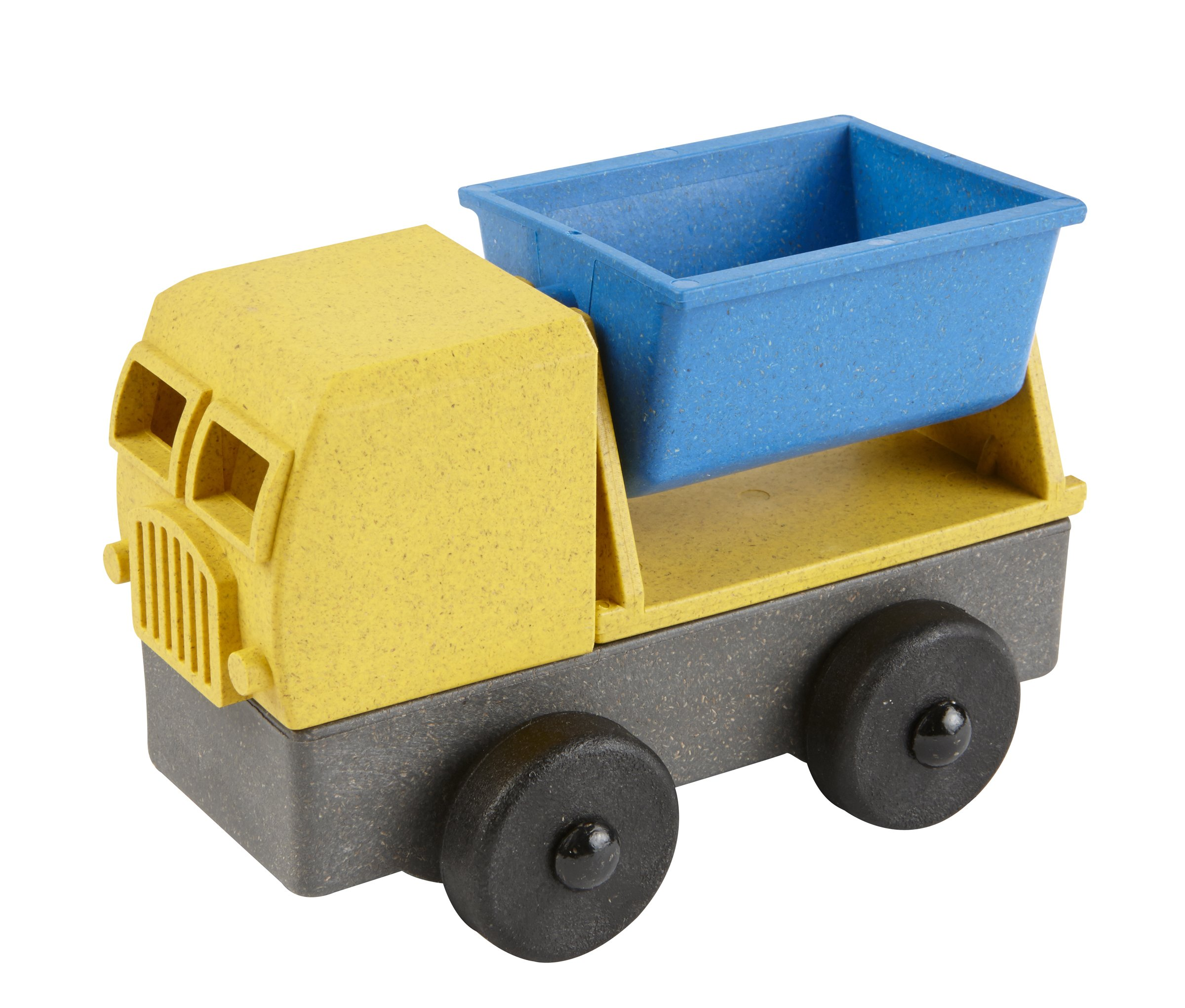 Luke's Toy Factory Eco-Friendly 3-D Puzzle Tipper Truck