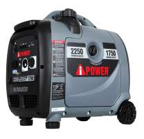 A-iPower AP2250i 2250 Watt Portable Inverter Generator Gas Powered, Small Super Quiet Operation for Home & Camping