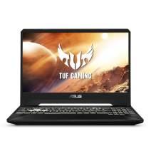 "ASUS Tuf (2019) Gaming Laptop, 15.6"" Full HD IPS-Type, AMD Ryzen 7 R7-3750H, GeForce RTX 2060, 16GB DDR4, 512GB PCIe SSD, Gigabit Wi-Fi 5, Windows 10 Home, FX505DV-PB74"
