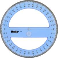 Helix Professional 360 Degree Protractor, 6 inch / 15cm (12091)