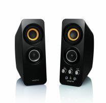Creative T30 Wireless Bluetooth 3.0, 2.0 Computer Speaker System with Near Field Communication