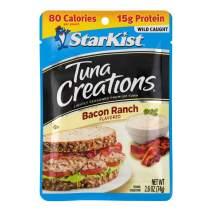 StarKist Tuna Creations Bacon Ranch - 2.6 oz Pouch