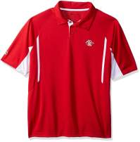 Ouray Sportswear NCAA San Diego State Aztecs Men's Avenger Polo Short Sleeve