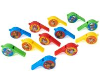 amscan American Greetings Paw Patrol Party Supplies, Whistles (12Count) (5305124)