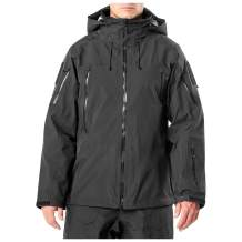 5.11 Tactical Men's XPRT Waterproof Breathable Jacket, 100% Nylon Hardshell, Side Seam, Style 48332
