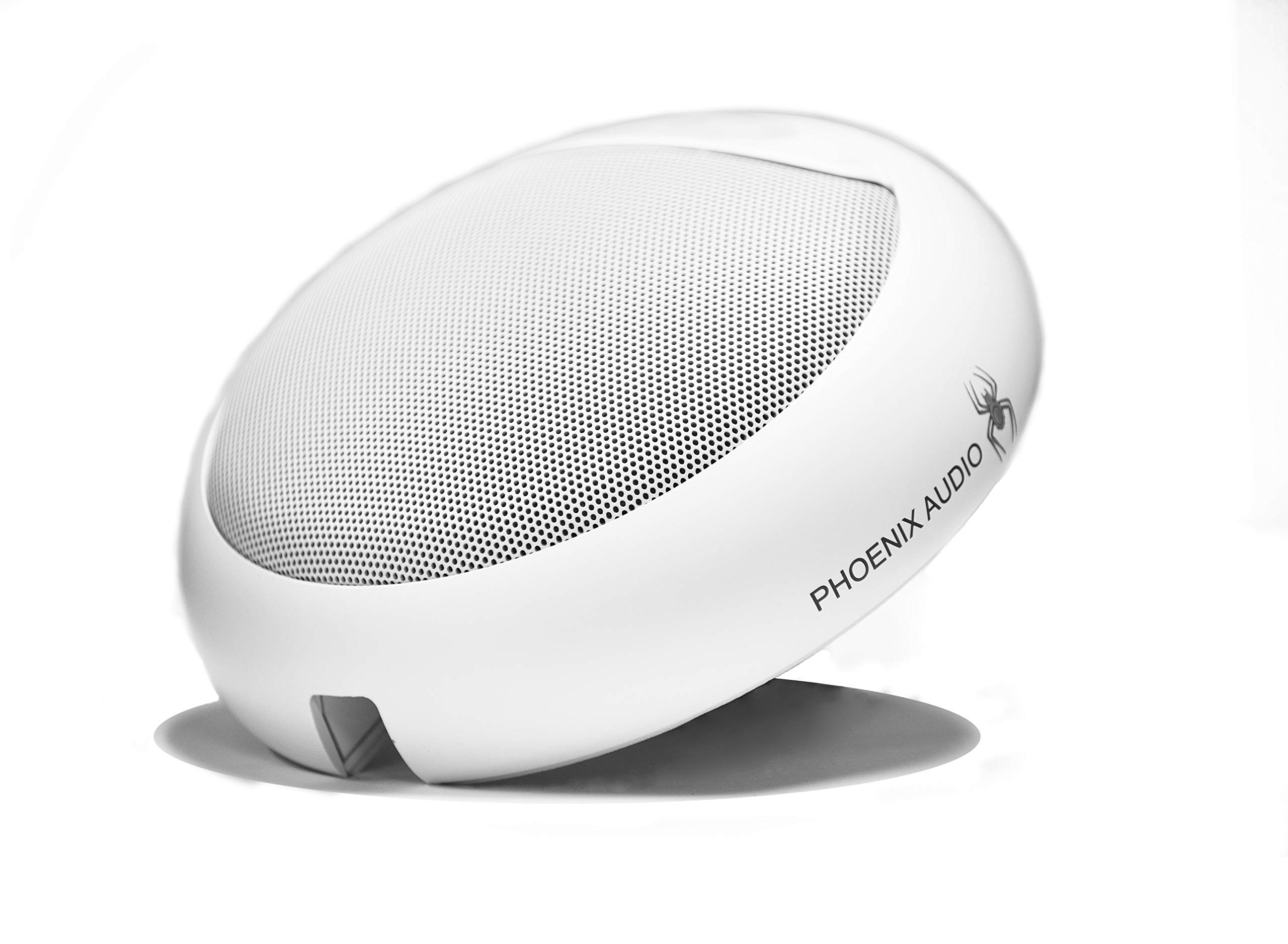Phoenix Audio Smart Spider MT503 White – USB Table Microphone for Video Conferencing - Four Microphone Beamforming Arrays - Echo Cancelling - Ceiling Mount Available