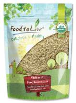 Organic Thai Jasmine Brown Rice, 1.5 Pounds — Non-GMO, Raw, Whole Grain, Non-Irradiated, Kosher, Vegan, Bulk
