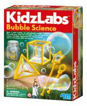 4M Bubble Science - Physics, Chemistry Lab - Educational Stem Toys Gift for Kids & Teens, Boys & Girls, Model:5591