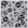 HERO ARTS Cling STMP, Parasol Pattern Bold Prints