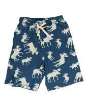 Lazy One Pajama Shorts for Men, Men's Separate Bottoms, Cotton Loungewear