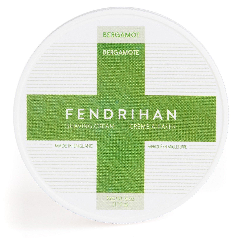 Fendrihan Shaving Cream 6 oz. Made in England (Bergamot)