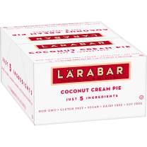LARABAR, Fruit & Nut Bar, Coconut Cream Pie, Gluten Free, Vegan, Whole 30 Compliant, 1.7 oz Bars (16 Count)