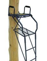 Rivers Edge RE635 Bowman Ladder Stand,Black