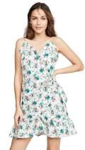 Rebecca Taylor Women's Sleeveless Carnation Tank Dress