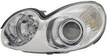 Dorman 1590574 Driver Side Headlight Assembly For Select Hyundai Models