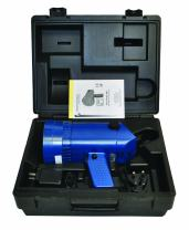 "Monarch Nova-Strobe BBL LED Portable Stroboscope, Rechargeable Battery, 9"" L x 3.66"" W x 3.56"" H, Includes Carrying Case"