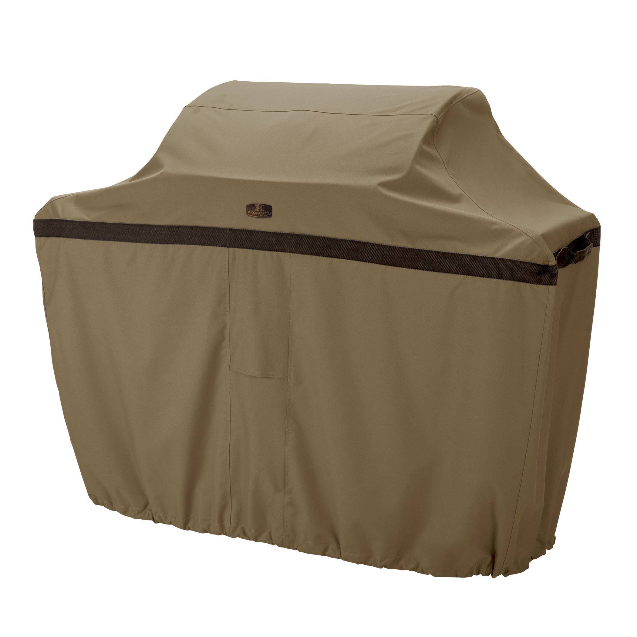 Classic Accessories Hickory Water-Resistant 72 Inch BBQ Grill Cover