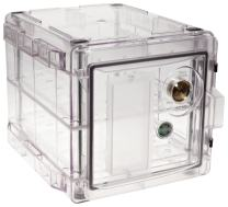 Bel-Art Secador Clear 2.0 Vertical Desiccator Cabinet; 1.2 cu. ft. (F42072-1000)