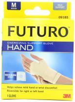 Futuro Energizing Support Glove, 09185EN, Medium