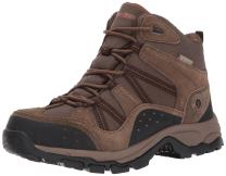 Northside Mens Freemont Leather Mid Waterproof Hiking Boot