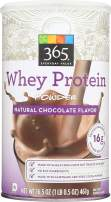 365 Everyday Value, Whey Protein Powder, Natural Chocolate Flavor, 16.5 oz