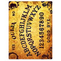 "60"" x 80"" Blanket Comfort Warmth Soft Cozy Air Conditioning Easy Care Machine Wash The Ouija Board"