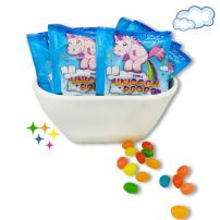 Unicorn Poop Candy (Jelly Beans) - Best Halloween Candy - Funny Birthday Party Favor - Gag Party Candy - 24 Fun Size Bags