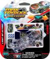 Max Traxxx Award Winning Camo Light Up Marble Racer Gravity Drive 1:64 Scale Car