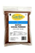 Gerbs Dutch Cocoa Powder, 1 LB, Top 14 Food Allergen Free & NON GMO