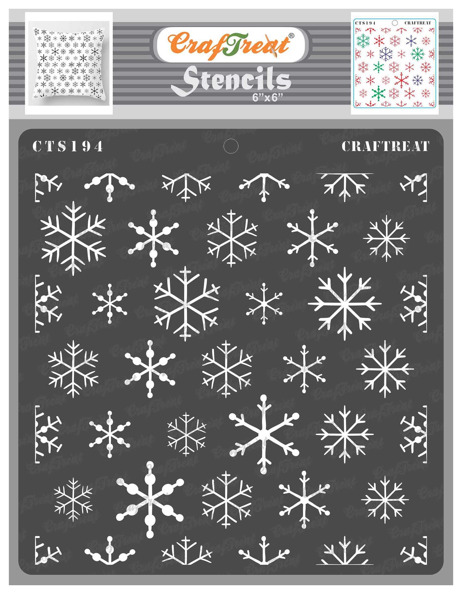 Merry Christmas Merry Christmas Stencils for Wood Signs Reusable Merry Christmas Stencil for Cards 3X12 Inches CrafTreat Merry Christmas Stencils for Painting on Wood