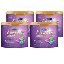 Enfamil Enspire Gentlease Baby Formula Milk Powder, 20 ounce (Pack of 4) - MFGM, Lactoferrin (found in Colostrum), Omega 3 DHA, Iron, Probiotics, & Immune Support