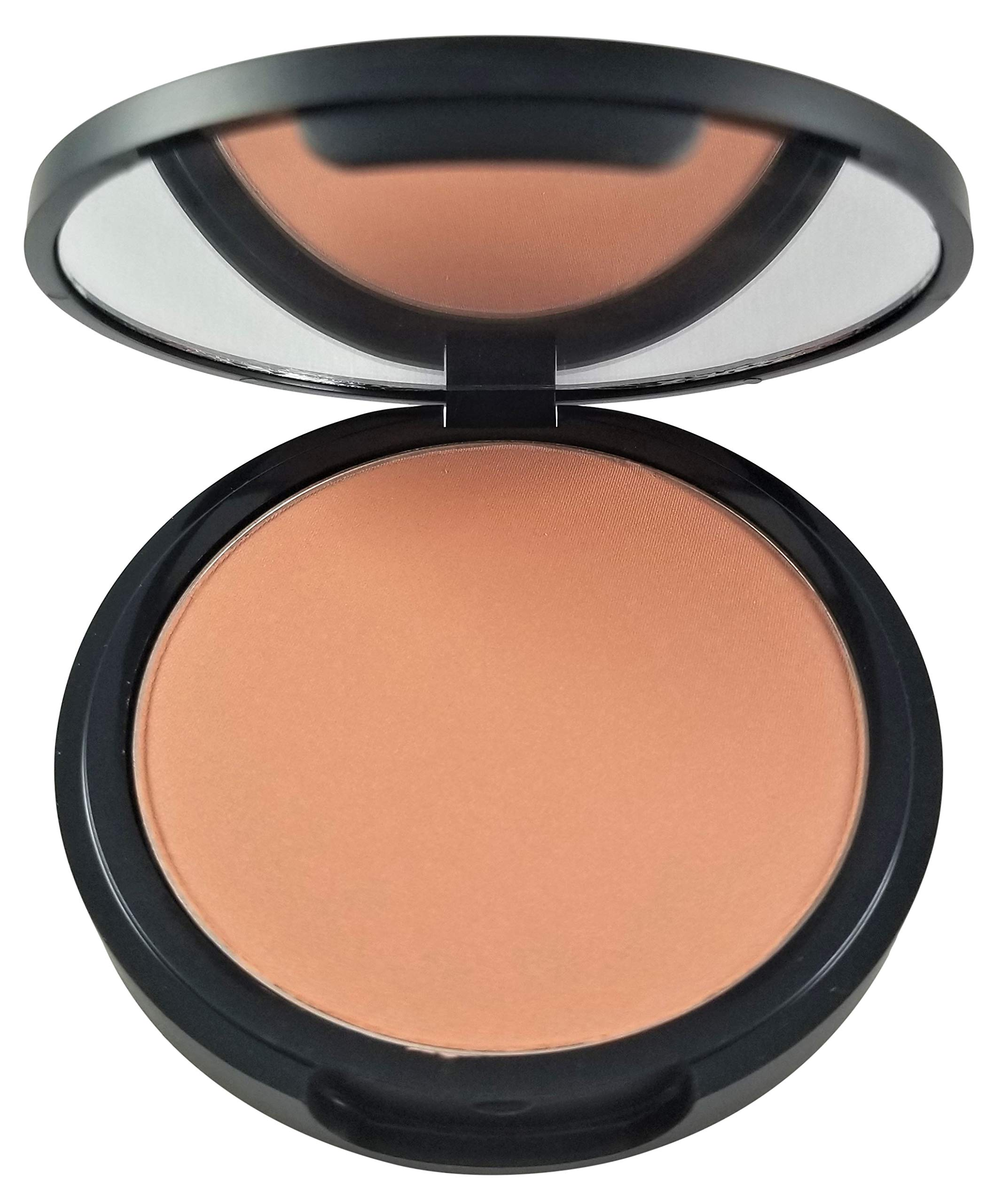 Luxury By Sofia Premium Pressed Bronzer [6 Available Shades] | Natural &Organic Skin Enhancing Ingredients | Hypoallergenic, Highly Pigmented Formula For A Youthful, Sun-Kissed Look (Bahama Glow)