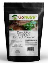 Dandelion Root Powder 5:1 Extract 5x times Stronger Non-Gmo 1lb