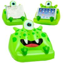 Bookmonster Air Inflatable Book Stand Kids Reading Rest iPad Tablet eReader Holder Gift - Percie